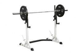 STOJAK PRESS SQUAT STAND /YORK FITNESS