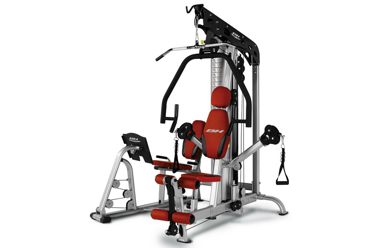 ATLAS DO ĆWICZEŃ TT PRO G156 /BH FITNESS