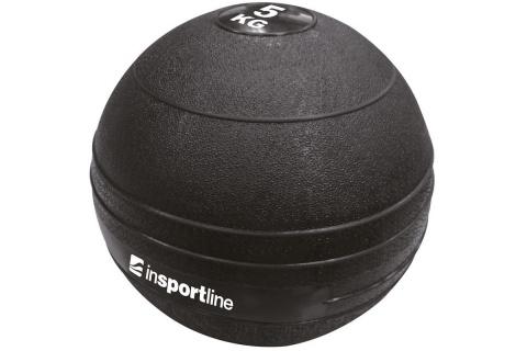 3e0d201e14db03 PIŁKA LEKARSKA SLAM BALL 5KG /INSPORTLINE