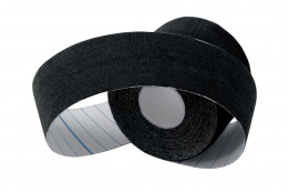 PLASTER KINESIOLOGY TAPE ROLL NS-60 BLACK /INSPORTLINE