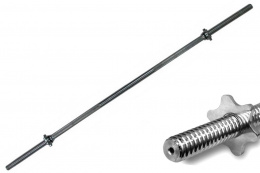 GRYF PROSTY 215CM FI25,4MM /EB FIT