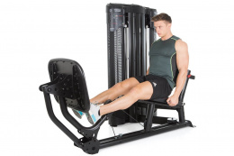 MASZYNA DWUFUNKCYJNA MAXIMUM INSPIRE LEG PRESS/CALF /FINNLO