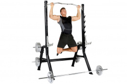 STOJAK POD SZTANGĘ MAXIMUM INSPIRE SQUAT RACK /FINNLO