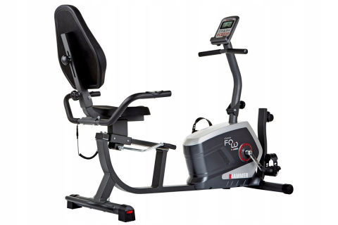 ROWER POZIOMY CLEVER FOLD RC5 /HAMMER