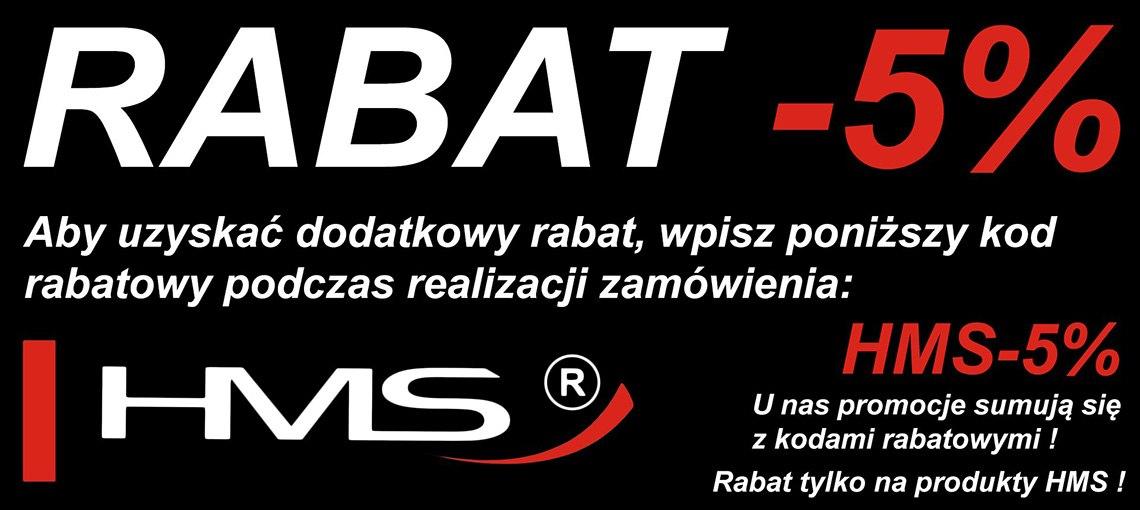 Rabat HMS -5%